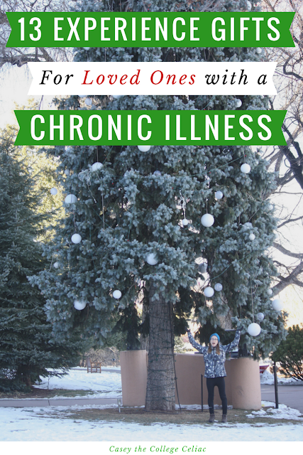 13 Experience-Based Christmas Gifts for Loved Ones with a Chronic Illness