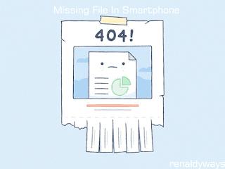 Cara Mengembalikan Data / File Yang Telah Dihapus Pada Smartphone Android
