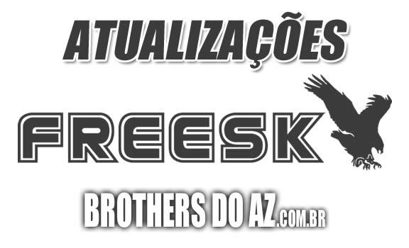 Atualizações Freesky