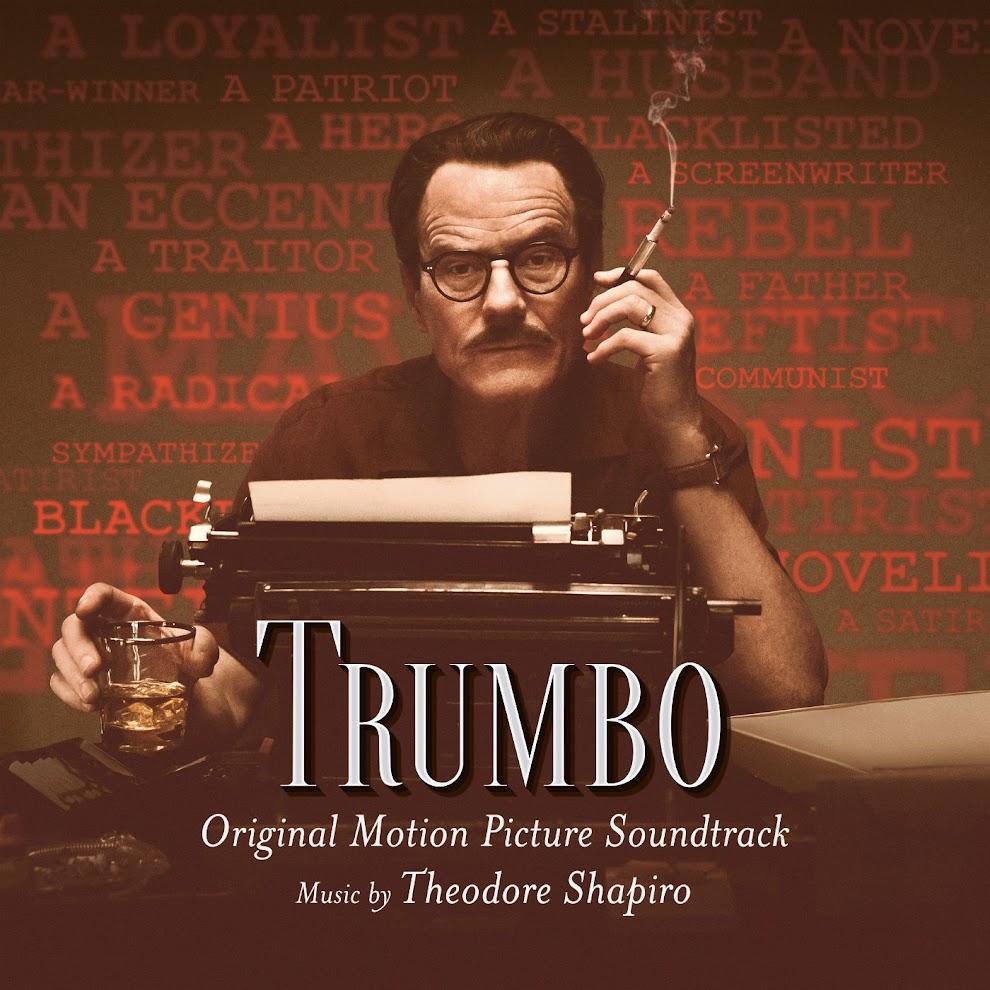 trumbo soundtrack theodore shapiro