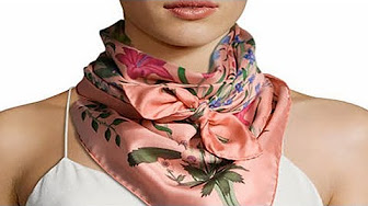 Women Scarves Creations and Silk Accessories for women