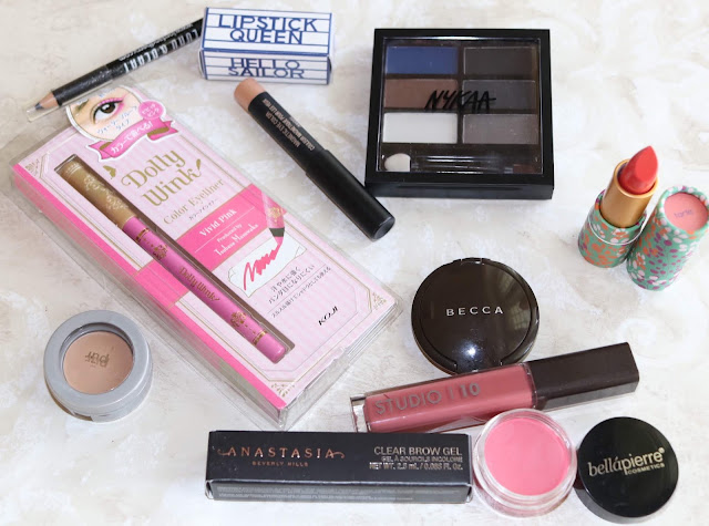 Mid-Year Makeup Giveaway 2018 Results