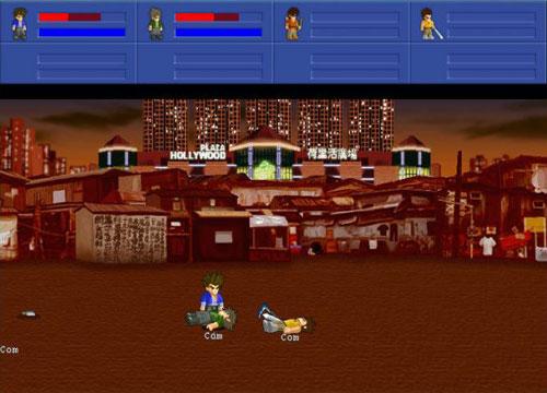 لعبة المقاتل الصغير Little Fighter 2