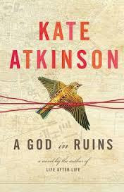 cover of Kate Atkinson's A God in Ruins