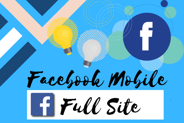 Facebook Full Site Mobile Login