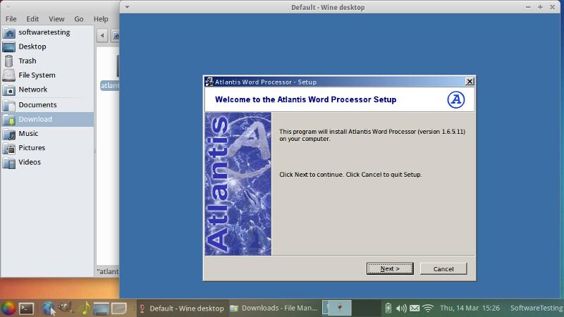 تحميل برنامج Atlantis Word Processor  تحويل الملفات الورد بسهولة للويندوز مجاناً 2019