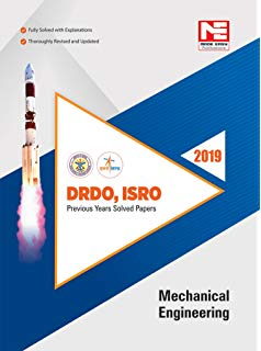 Download DRDO ISRO Made Easy Mechanical Engineering Previous Year Solved Paper Ebook Pdf