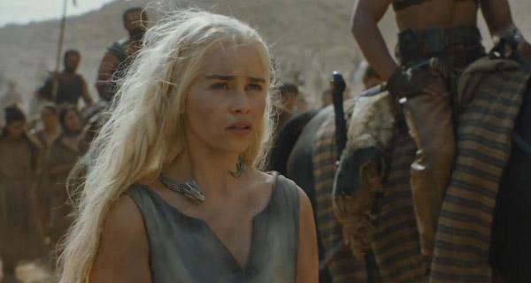 Daenerys viaja por Almería