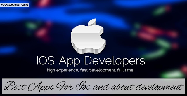 Best Apps For Ios and about development