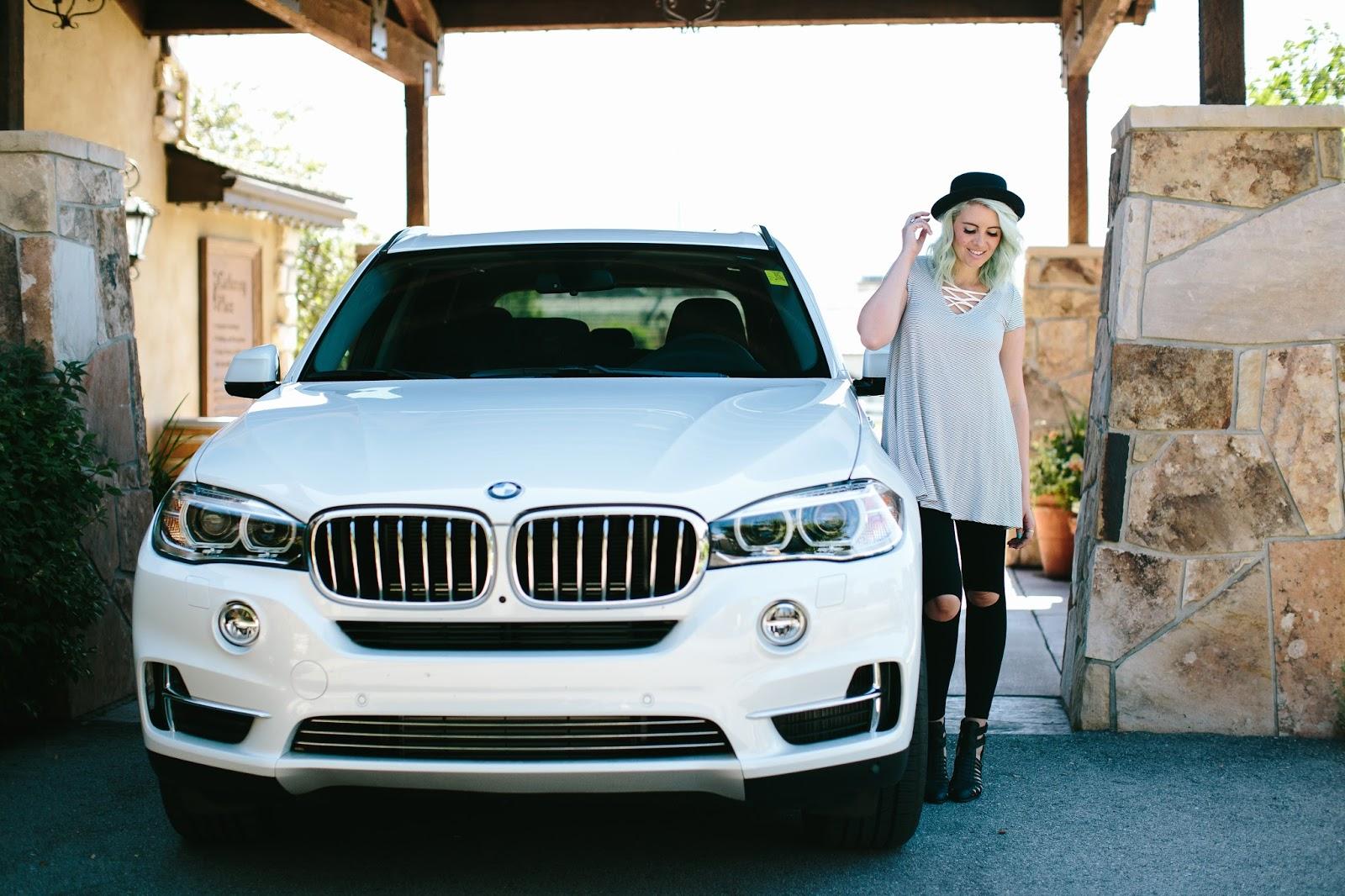 BMW, White BMW, BMW X5