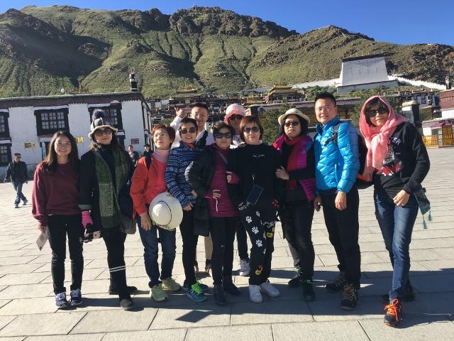 團友好評-201809B   專業西藏旅遊服務。值得推薦的西藏旅行社-夢迴西藏