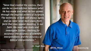 13 Quotes From Hugh Ross on Biblical Inerrancy, Interpretation, and Authority