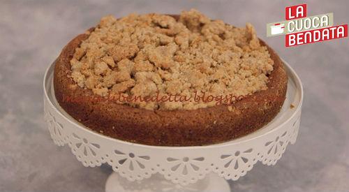 La Cuoca Bendata - Coffee cake ricetta Parodi