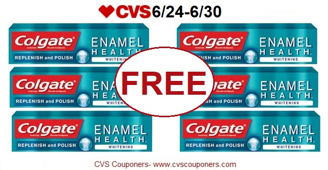 http://www.cvscouponers.com/2018/06/free-colgate-enamel-health-toothpaste.html