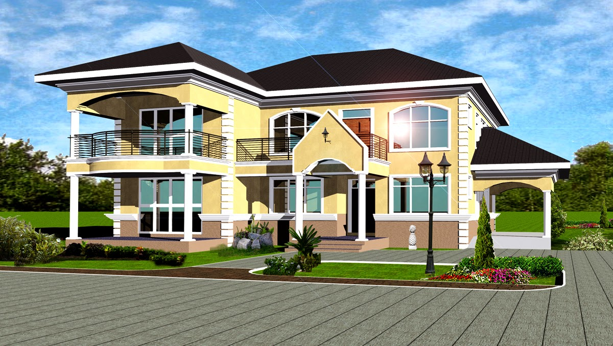 Tunachora ramani za nyumba 255 575 230 097 2014 for New home design ideas 2015