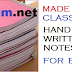 Made Easy Class Room Notes of ECE For GATE, IES , PSUs and Other Competitive exams