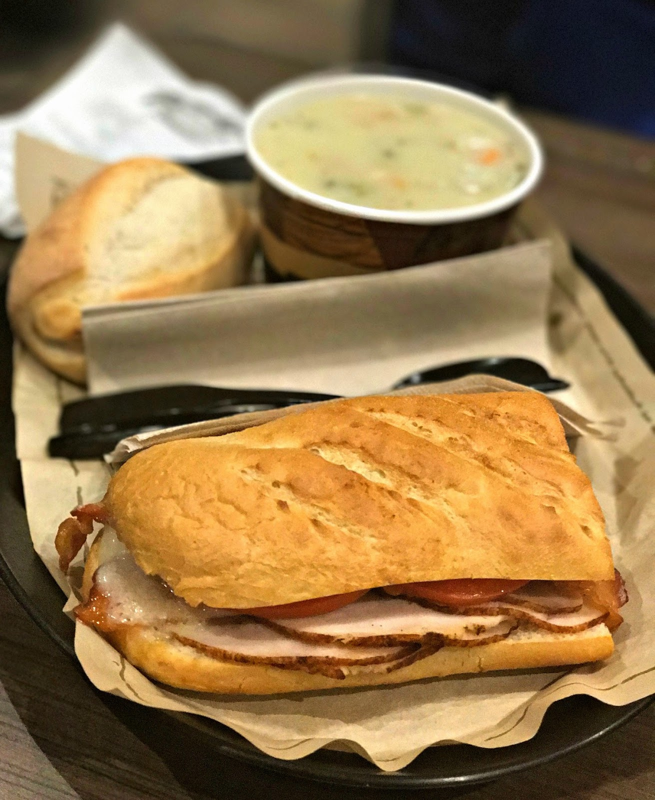 zoup lobster bisque