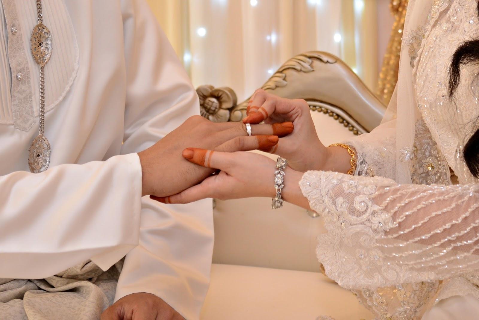 Wedding DIY Bunga Pahar Henna Bunga Rampai Sireh Lat Lat