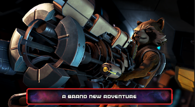 Guardians of the Galaxy TTG Android