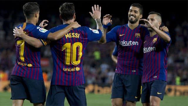 بث مباشر لمباراة برشلونة وبلد الوليد اليوم 16-2-2019 الدوري الاسباني - koora live