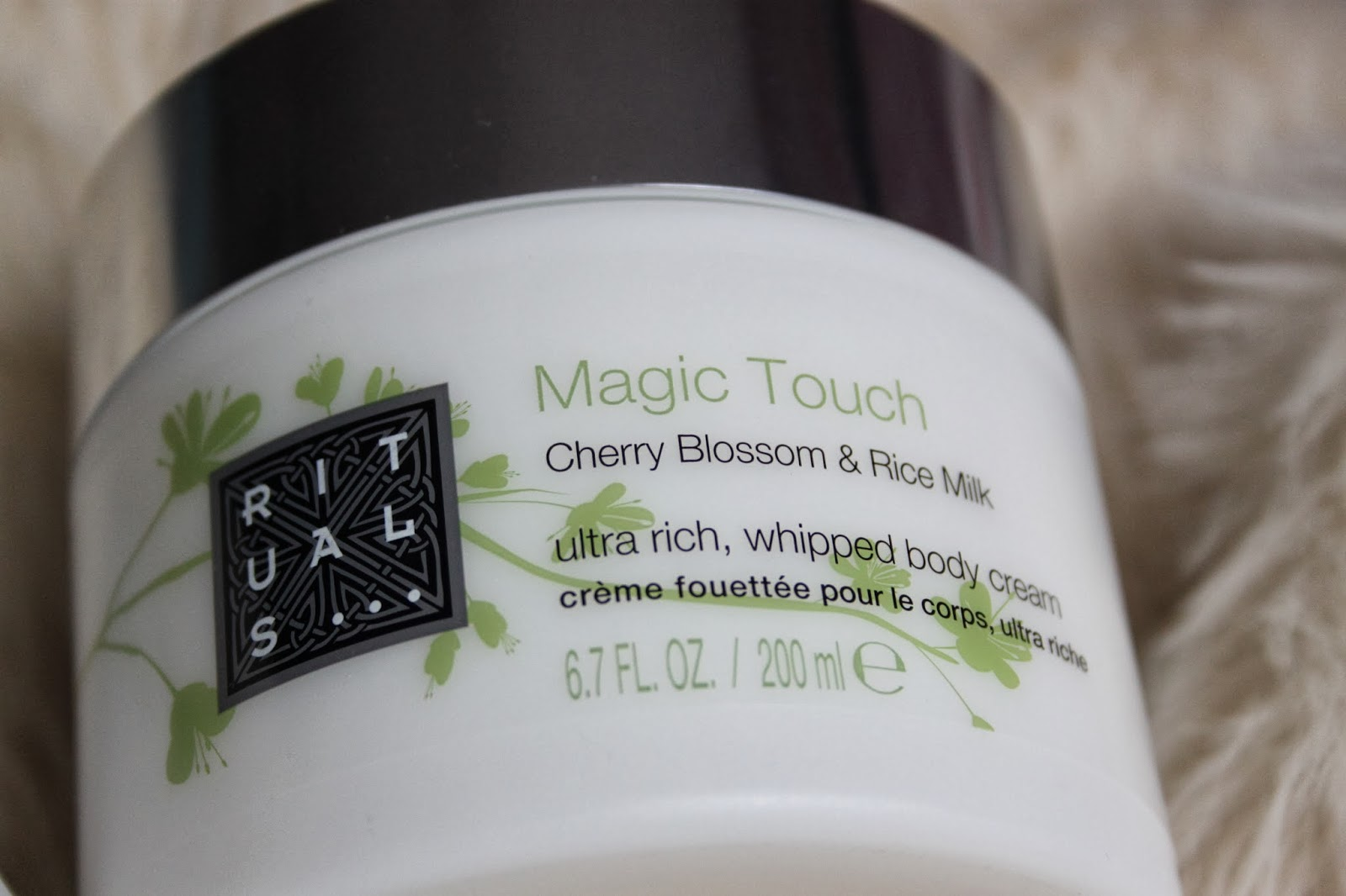 Groene Rituals Rituals Cherryblossom And Ricemilk Showerfoam + Bodycream