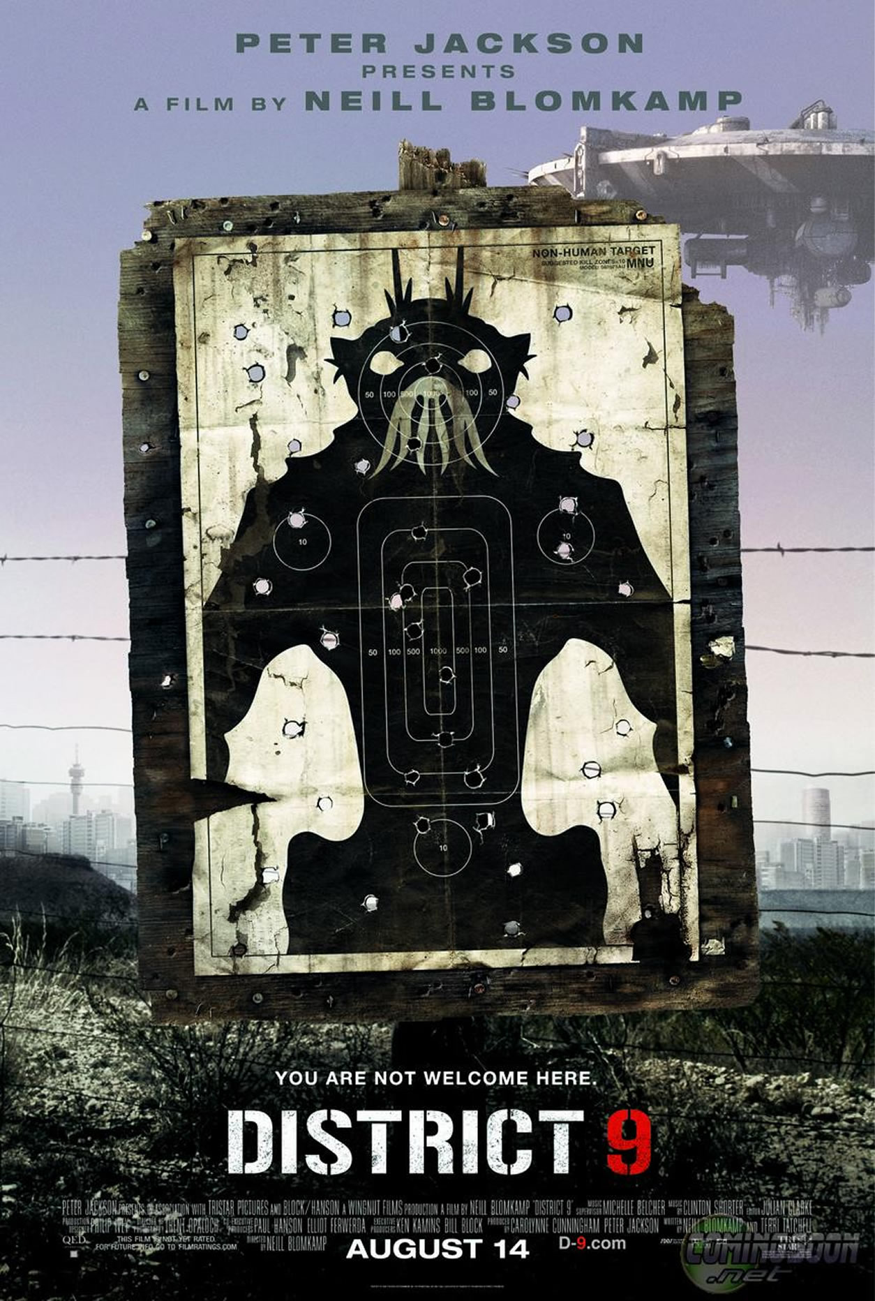 District 9: South Africa and apartheid come to the movies