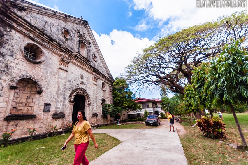 St John Church San Juan Nepomuceno Parish Church Anini-y Antique