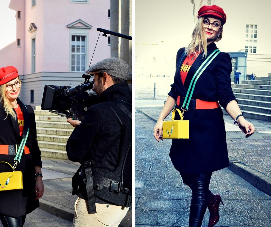 Film Making Of mit L'Oréal Paris und Phillip von Rohr