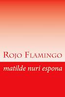 Rojo Flamingo-Kindle o paper
