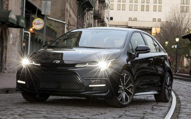 Novo Toyota Corolla 2020 XSE