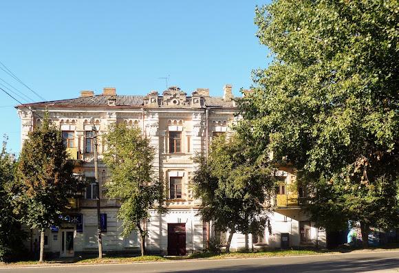 Бердичев. Ул. Винницкая, 30. 1901 г.
