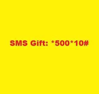 Apakah kamu sudah pernah mencoba menggunakan cara memberi atau Mengirim SMS GIFT sesama Telkomsel Hanya 1000