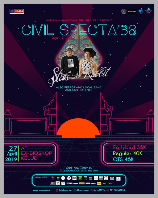 CIVIL SPECTA vol. II - NEON CULTURE