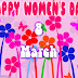 8 MARCH WOMEN'S DAY MESSAGES AND IMAGES