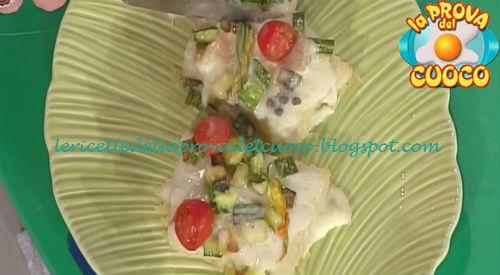 Fette di risotto alle zucchine e taleggio ricetta Barzetti da Prova del Cuoco