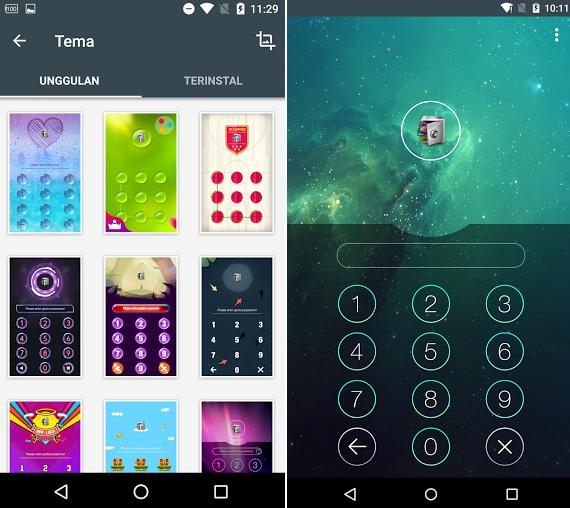 Top 11 Aplikasi Pengunci Aplikasi Android Terbaik Ringan