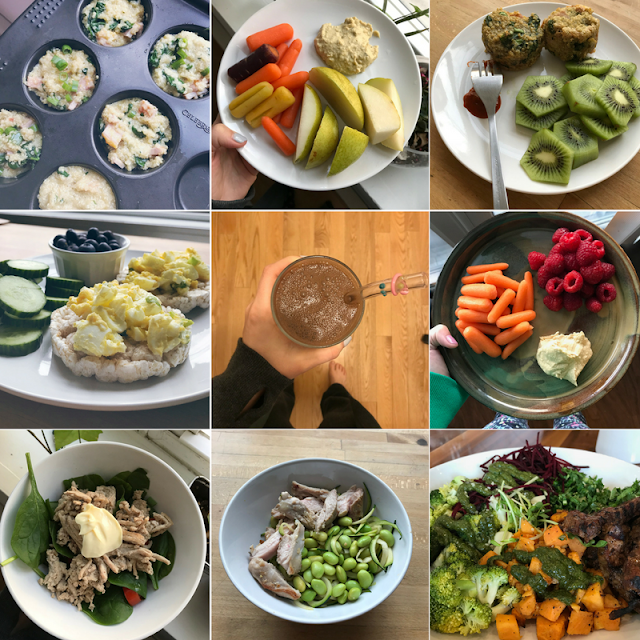 80 Day Obsession Meal Plan ideas