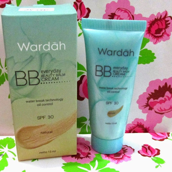 "Review: Wardah Everyday Beauty Balm Cream ""BB Cream"""