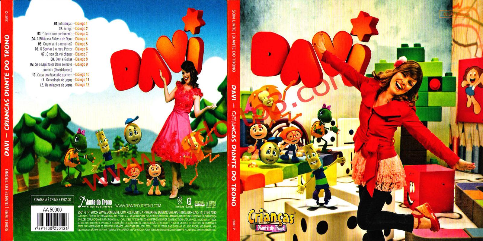 dvd diante do trono davi 2012