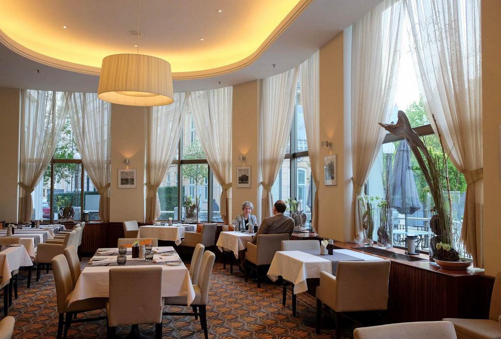 Savoy Restaurant, Bratislava, Slovakia