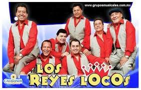 Discografia de los reyes Locos