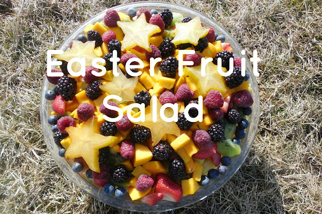 Easter Fruit Salad