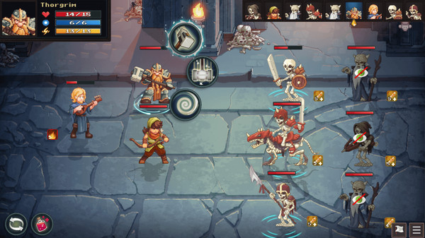Dungeon Rushers PC Game