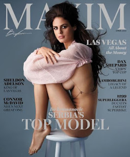 Maxim USA - Abril 2017 PDF Digital
