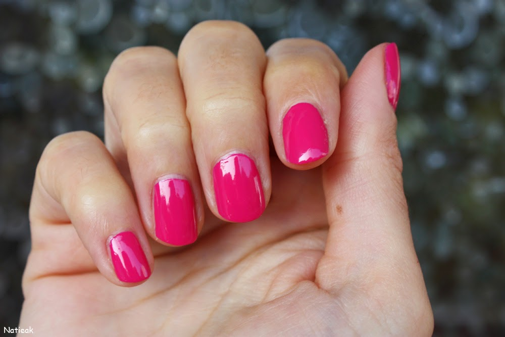 Vernis à ongles  Nails and co Rose numéro  21