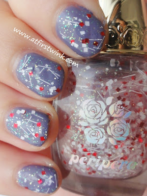 Peripera nail polish WH806 - Winter Berry