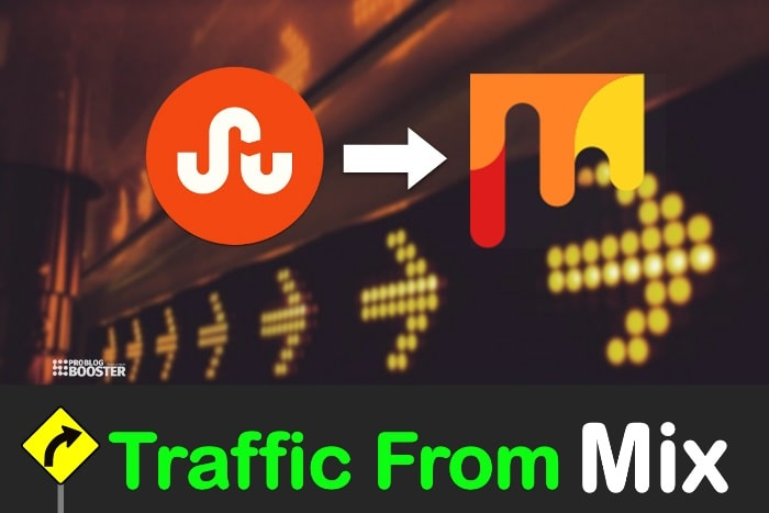 Use Mix (StumbleUpon) to Drive Traffic to Your Blog | Website Marketing