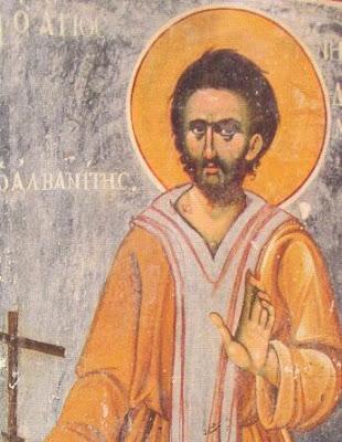 Αποτέλεσμα εικόνας για Άγιος Νικόδημος από το Ελβασάν ο Νέος οσιομάρτυρας