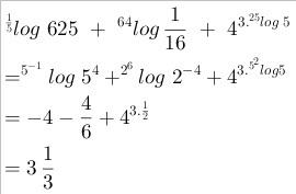 Soal logaritma
