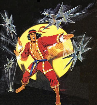 Imagen de Shang Chi por Bob Larkin